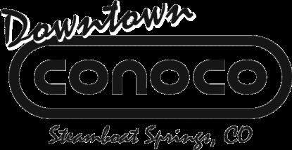 Downtown Conoco logo